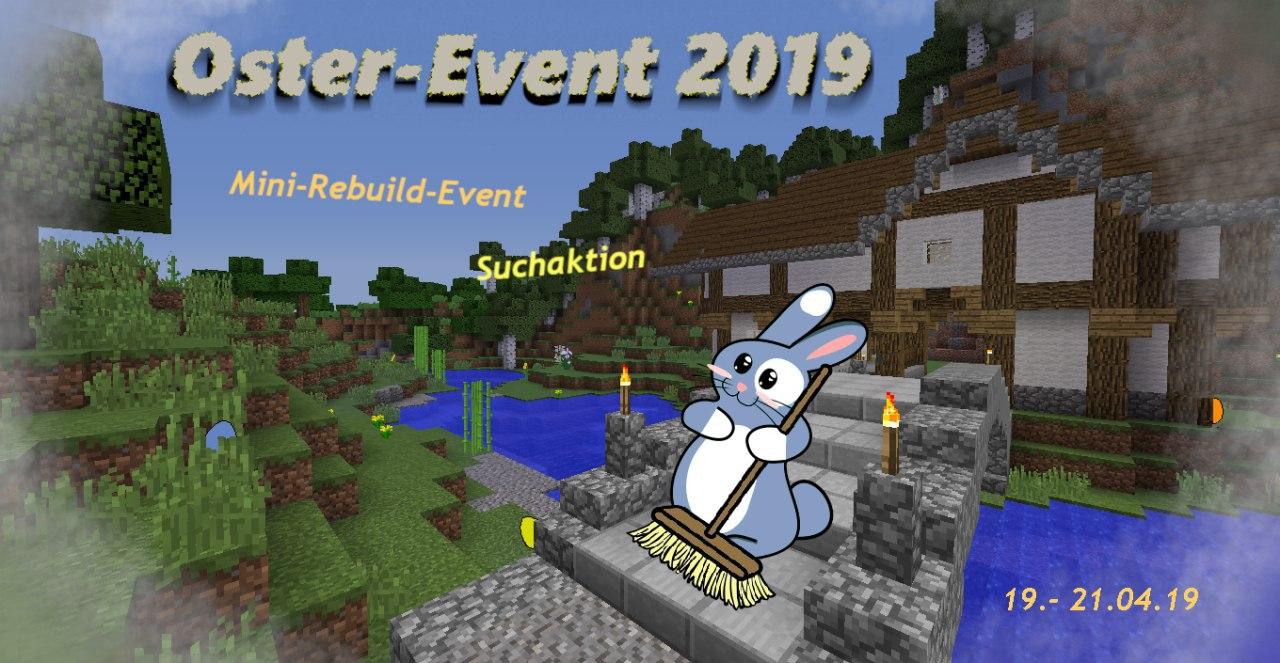 Oster-Event 2019 - Jetzt NEU, mit frischer Verlängerung! =D