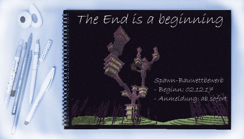 The End is a beginning